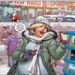 Preview: Faith's Winter Wonderland Special #1 by Sauvage, Portela, & Kim (Valiant)
