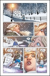 Faith's Winter Wonderland Special #1 Preview 3