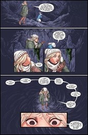 Faith's Winter Wonderland Special #1 Preview 6