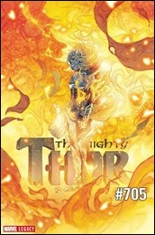 Mighty Thor #705 Cover
