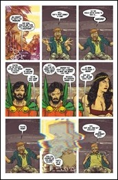 Mister Miracle #5 Preview 3