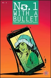 No. 1 With A Bullet #2 Cover