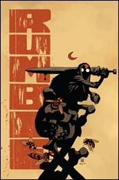 Rumble #1 Cover B - Mignola