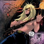 Preview: Rockstars #8 by Harris & Hutchison (Image)