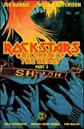 Rockstars #8 Cover