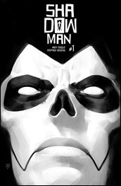 Shadowman #1 Cover A - Zonjic