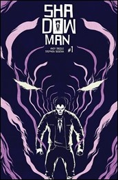 Shadowman #1 Allen Pre-Order