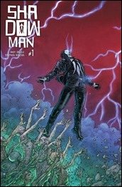 Shadowman #1 Cover - Ryp Variant