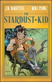 The Stardust Kid HC Cover