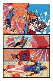 Mighty Crusaders #2 First Look Preview 2
