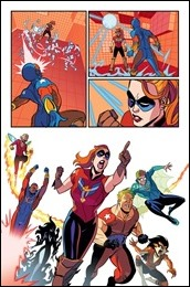 Mighty Crusaders #2 First Look Preview 3