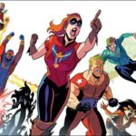 First Look: Mighty Crusaders #2 by Flynn & Shannon (Archie)