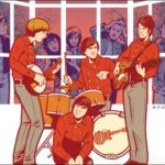 First Look: The Archies #4 Guest Starring The Monkees (Archie)