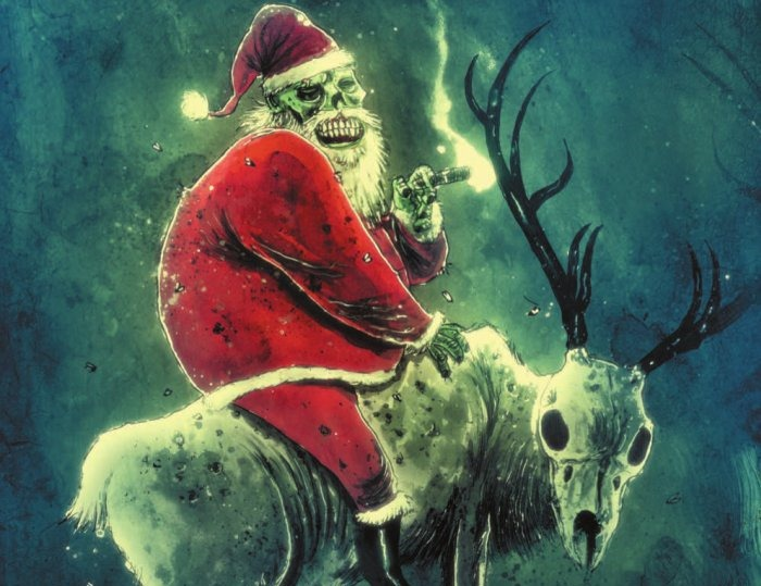 Preview Wormwood Gentleman Corpse Christmas Special By Ben Templesmith