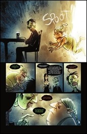 Wormwood, Gentleman Corpse Christmas Special Preview 3