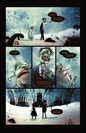 Wormwood, Gentleman Corpse Christmas Special Preview 6