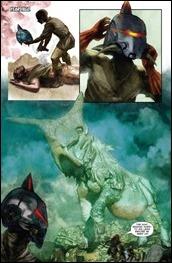 X-O Manowar #10 Preview 5