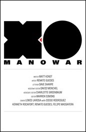 X-O Manowar #10 Preview 6