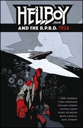 Hellboy and The B.P.R.D.: 1954 TPB Cover