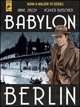 Babylon Berlin GN Cover