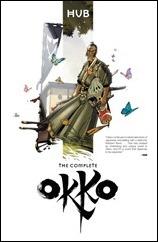 The Complete Okko Omnibus SC Cover