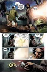 Shadowman #1 Preview 1