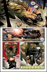 Shadowman #1 Preview 3
