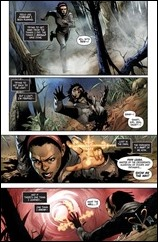 Shadowman #1 Preview 8