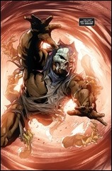 Shadowman #1 Preview 9