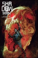 Shadowman #1 Cover B - Guedes