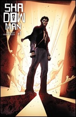 Shadowman #1 Cover - Foreman Variant