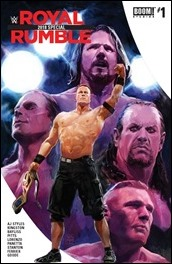 WWE Royal Rumble 2018 Special #1 Cover A