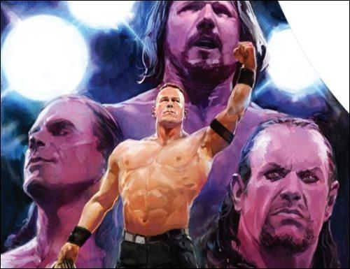 WWE RoyalRumble 2018 A Main thumb
