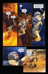 X-O Manowar #14 Preview 4