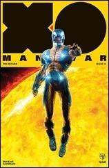 X-O Manowar #14 Cover A - Andrews