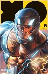 X-O Manowar #14 Cover - Massafera Variant