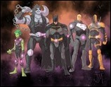 Justice League: No Justice - Team Entropy