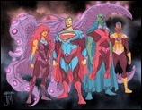 Justice League: No Justice - Team Mystery