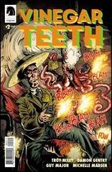 Vinegar Teeth #2 Cover