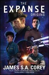 The Expanse: Origins Cover