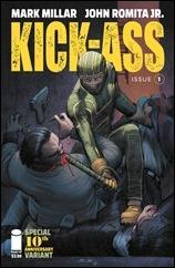 Kick-Ass #1 Cover C