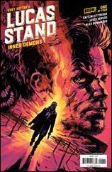 Lucas Stand: Inner Demons #1 Cover
