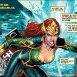 Preview – Mera: Queen of Atlantis #1 by Abnett, Medina, & Friend (DC)