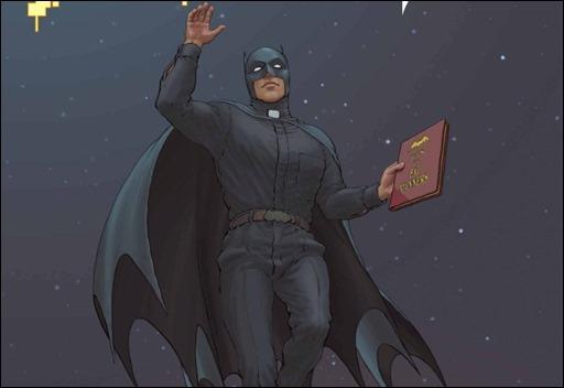 Mother Panic / Batman Special #1
