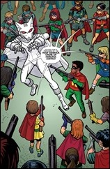 Mother Panic / Batman Special #1 Preview 7