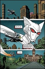 Mother Panic / Batman Special #1 Preview 3