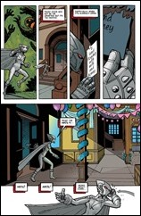 Mother Panic / Batman Special #1 Preview 5