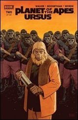 Planet of the Apes: Ursus #2 Cover A