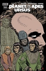 Planet of the Apes: Ursus #2 Cover B - Allred