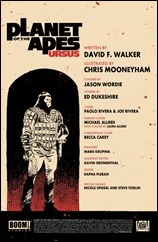 Planet of the Apes: Ursus #2 Preview 1